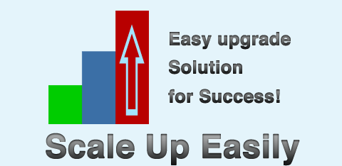 Scalable Web Hosting - Easy to Grow